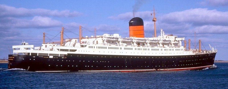 Liverpool Ships The Cunard Liner Carinthia Of 1956 Was